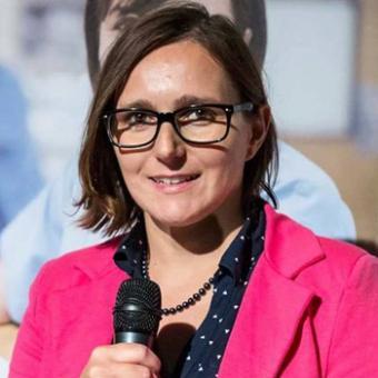 dr Agnieszka Starewicz-Jaworska